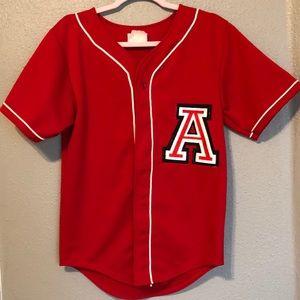 Baseball jersey for Halloween costume Sz M?